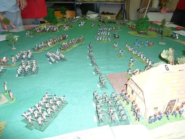 Rapport de la partie du 27 mai. Empire : campagne d'Autriche de 1809 UYva3N