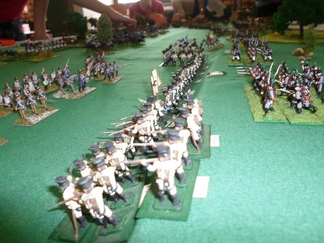 Rapport de la partie du 27 mai. Empire : campagne d'Autriche de 1809 ZP1l0B