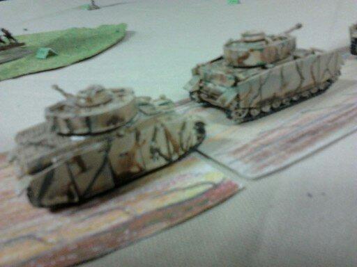 Rapport de combat : La 21ème panzer contre-attaque 14hIWr
