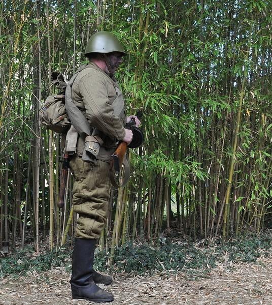 Tenue 3: Soldat russe (WW2) 3HTA8K
