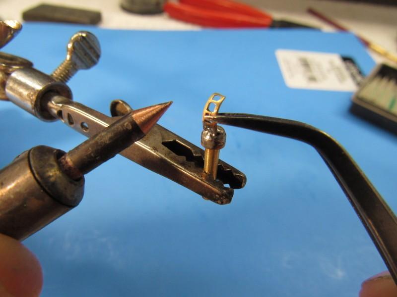 assembling the SWM 1/96 KILO 4FaQQF