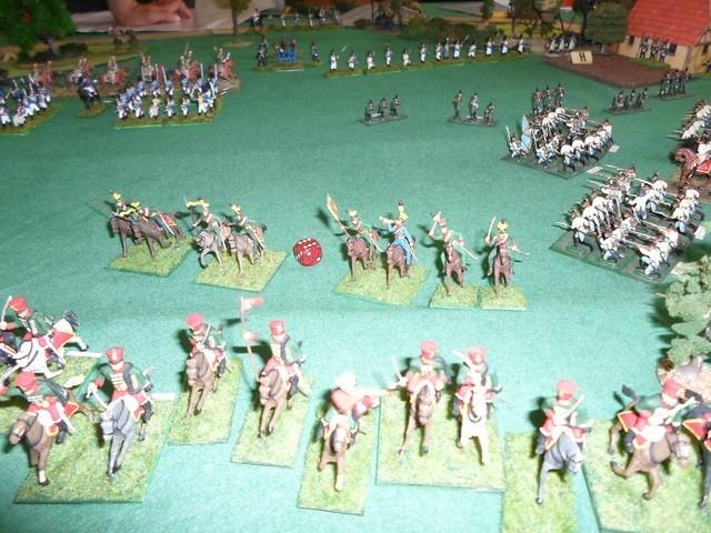 Rapport de la partie du 27 mai. Empire : campagne d'Autriche de 1809 AnskLr