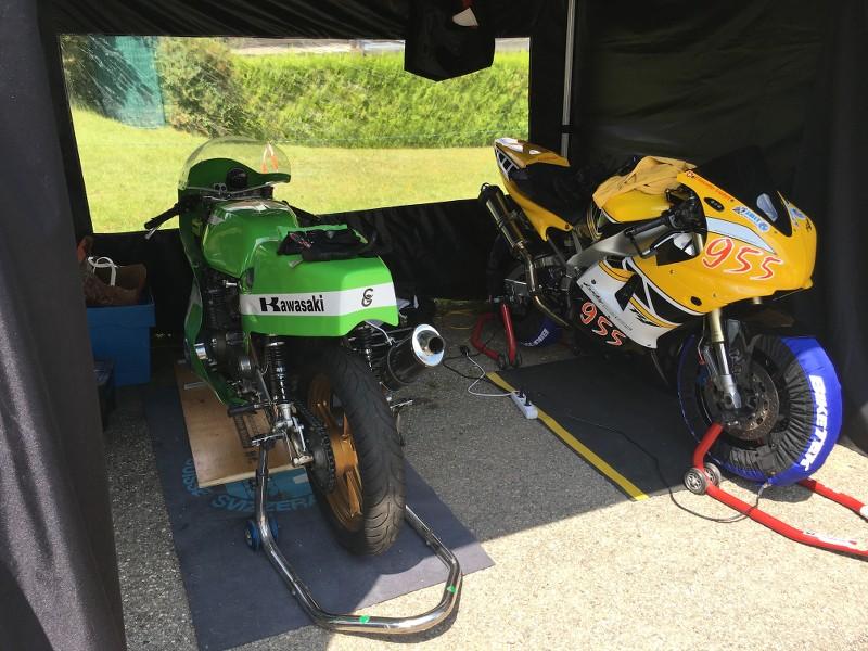 Ici le CR et les Photos de la 28eme Course de Cote de Motos Anciennes du Gaschey du 14.07.2018 DZX3OA