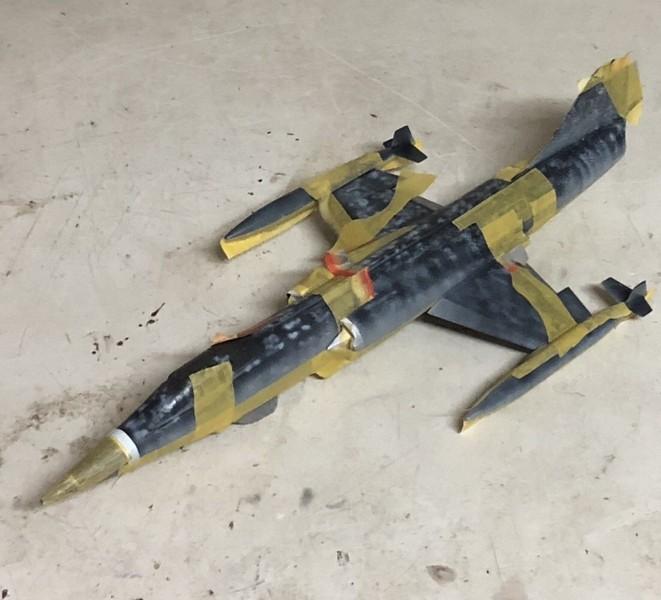 F104 G BATAVE HASEGAWA 1/48  FMxarx