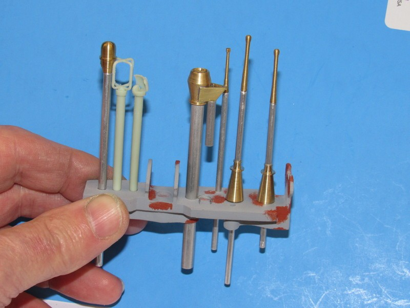 assembling the SWM 1/96 KILO GVRuzK