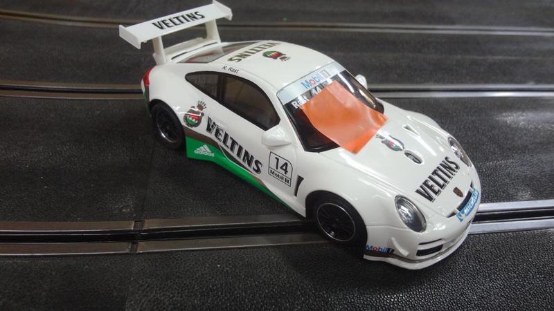 Torneo Porsche 997 NSR - Ronda 02 KNSVhS