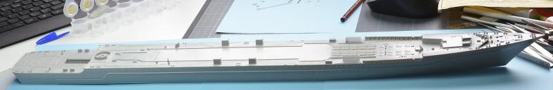 Diorama Class KIROV et Class SLAVA au 1/350 – Kit Trumpeter  MmYQ14