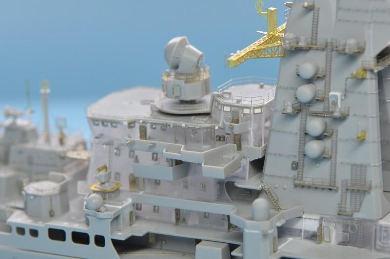 Diorama Class KIROV et Class SLAVA au 1/350 – Kit Trumpeter  PCTmdd