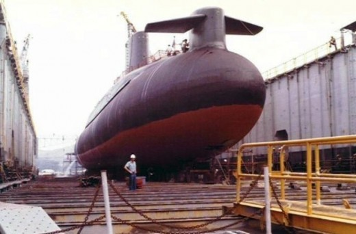 Assembling the excellent Scale Shipyards 1/96 SSBN, USS Daniel Webster Pnwuka