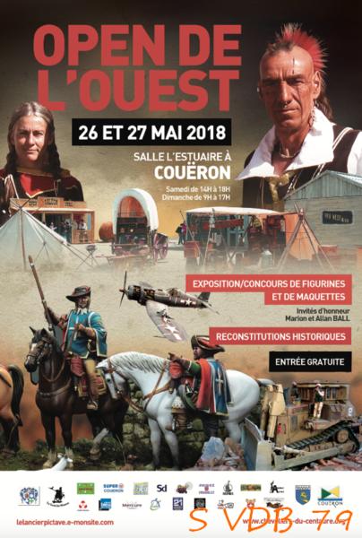 Open de l'ouest le 26 et 27 mai 2018 PoCPT3