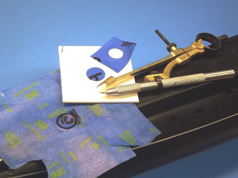assembling the SWM 1/96 KILO Qjexp6