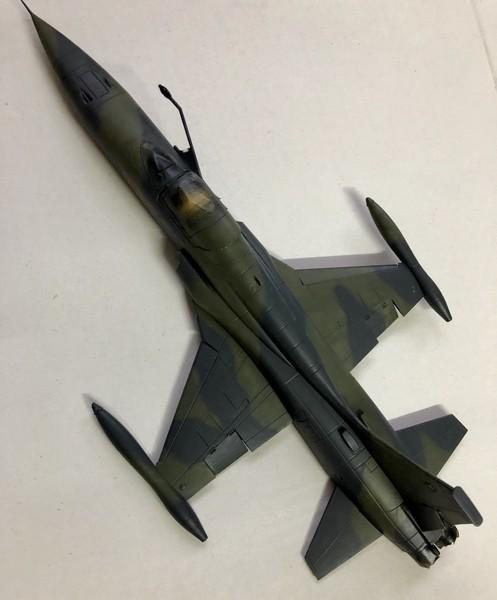tiger - CF-5A TIGER HOBBIES 1/48 R3O33s