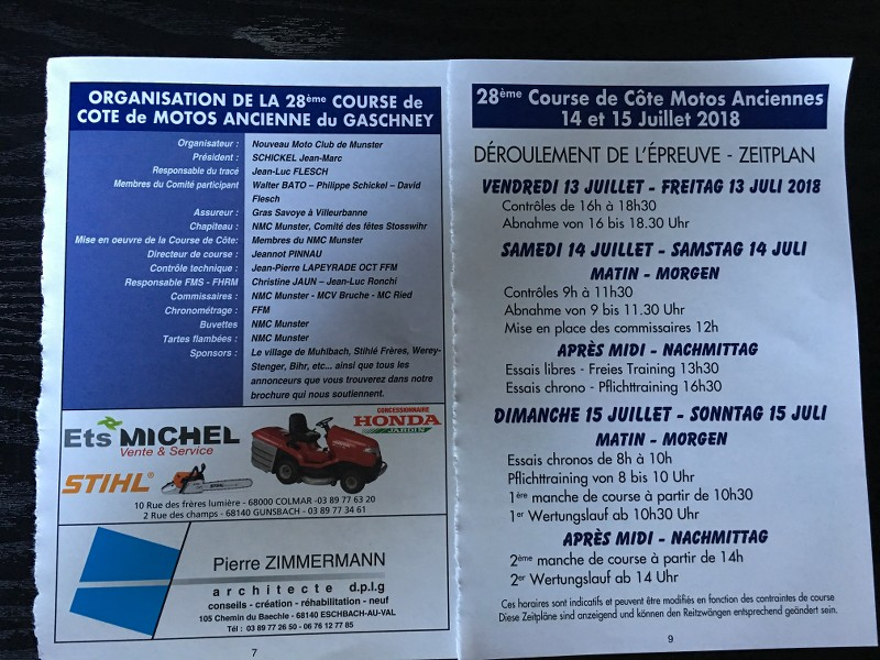 Ici le CR et les Photos de la 28eme Course de Cote de Motos Anciennes du Gaschey du 14.07.2018 TBcKEa