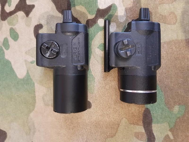 Fma Tb 622 Copie Streamlight Tlr-3, Lampe pour PA UVi3cA