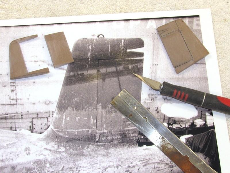 upgrading the SSY 1/96 ALFA kit AeBo46