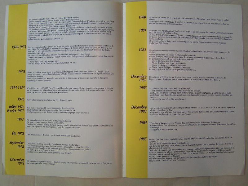 Dorothée et AB Productions - Page 7 GKBOOK