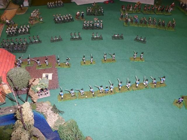 Rapport de la partie du 27 mai. Empire : campagne d'Autriche de 1809 N6eLHy