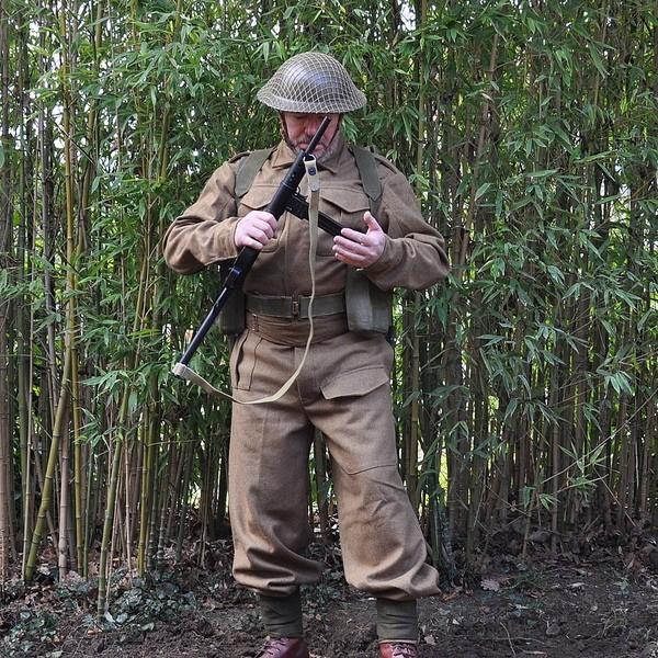 Tenue 2: Soldat Britannique (WW2) PvHUSD