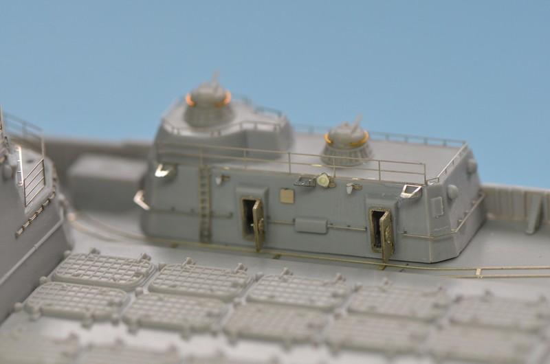 Diorama Class KIROV et Class SLAVA au 1/350 – Kit Trumpeter  RAsPee