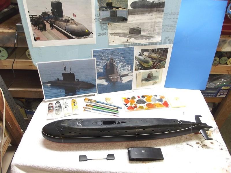 assembling the SWM 1/96 KILO 0zLntL