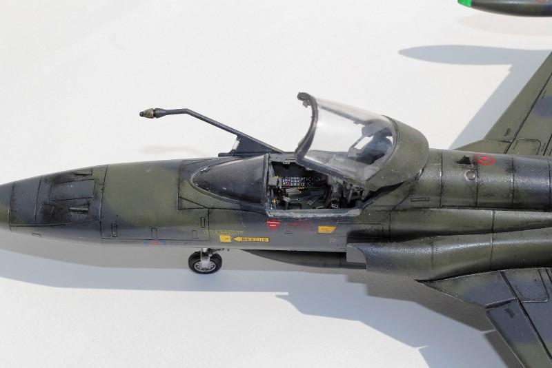 tiger - CF-5A TIGER HOBBIES 1/48 1ncVoc