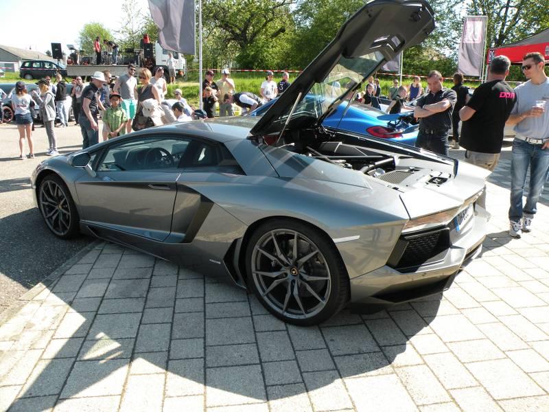 Ici le CR et les photos du  7ème Salon Auto à Lemberg 57620 du 8.05. 2016 1seg2m