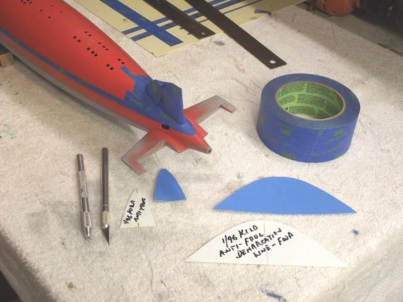 assembling the SWM 1/96 KILO 2bPVez