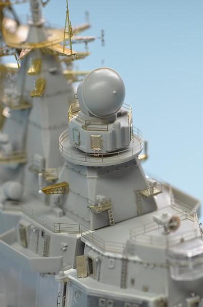 Diorama Class KIROV et Class SLAVA au 1/350 – Kit Trumpeter  4XJDJ2