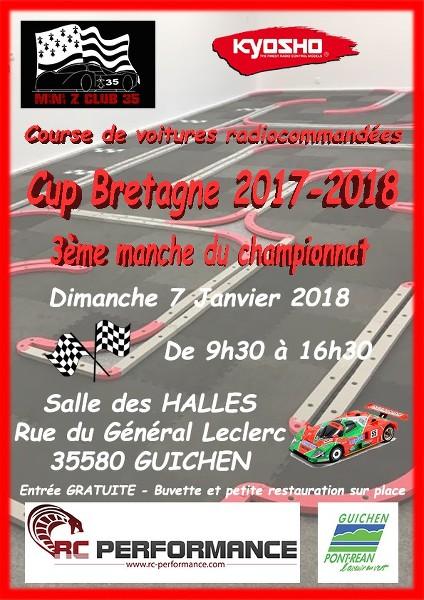 3ème manche championnat de Bretagne 7ChB6r