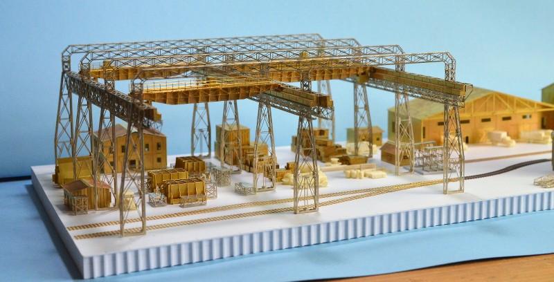 Grande grue 250 t port de Hambourg et Bismarck au 1/350 - Page 6 7nXHbD