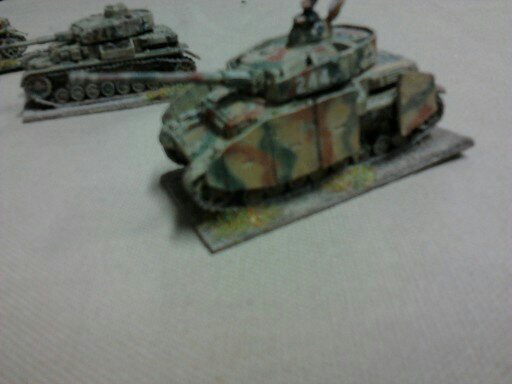 Rapport de combat : La 21ème panzer contre-attaque B6ZRCZ