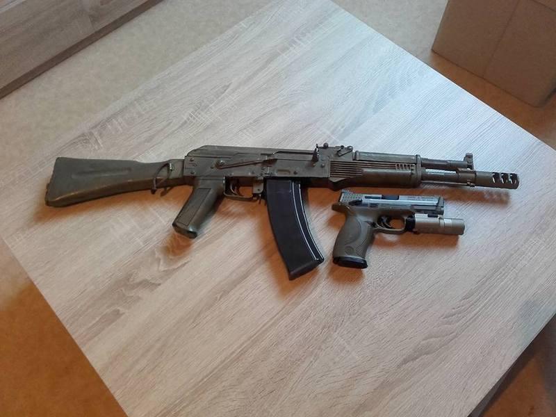 Viper Hood, Kryptek, Ak, Holster P30 Hk45, M951, Ris Hk33 C4ynf6