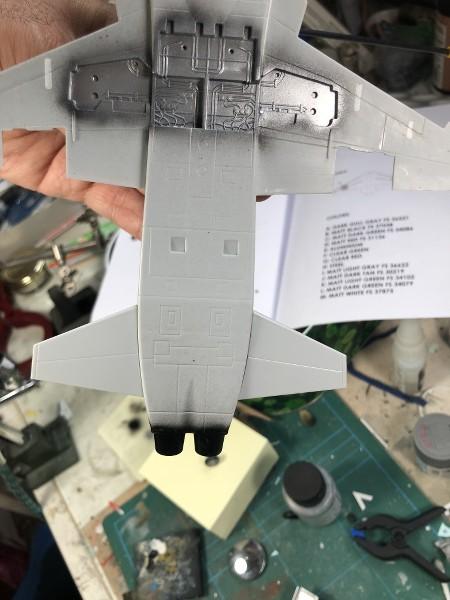 tiger - CF-5A TIGER HOBBIES 1/48 D65gXz