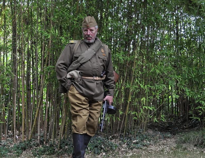 Tenue 3: Soldat russe (WW2) DRBxeI