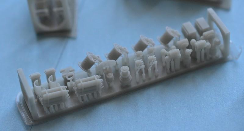 USS FARRAGUT DD-348 au 1/350 de chez BLACK CAT MODELS GjOUBI