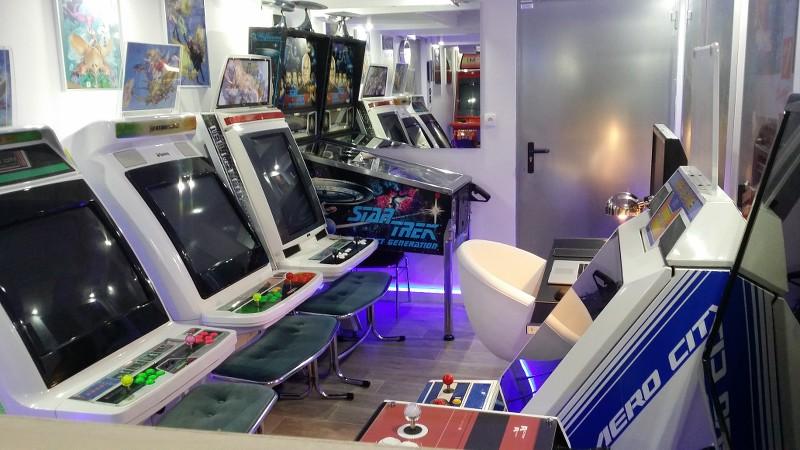 WIP: La Gameroom de Xingothx KsiGyE