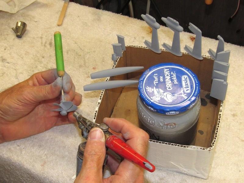 upgrading the SSY 1/96 ALFA kit L2llIJ