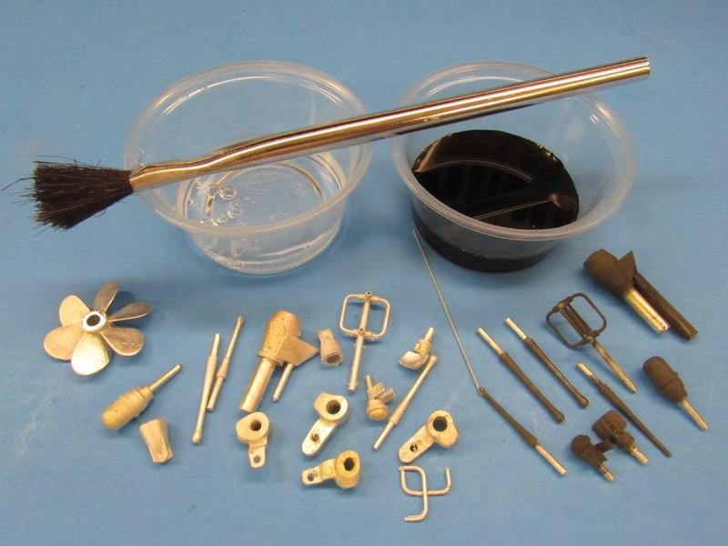 assembling the SWM 1/96 KILO Mo1UxS