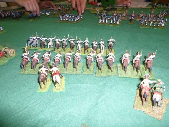 Rapport de la partie du 27 mai. Empire : campagne d'Autriche de 1809 QtuRiZ
