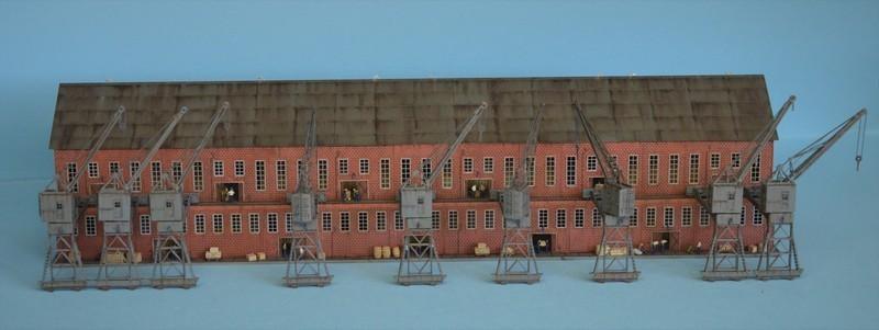Grande grue 250 t port de Hambourg et Bismarck Revell au 1/350 - Page 9 R2QqUU