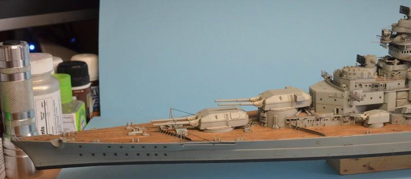 Grande grue 250 t port de Hambourg et Bismarck Revell au 1/350 - Page 9 W26Hbq