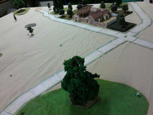 Rapport de combat : La 21ème panzer contre-attaque YVG1fz
