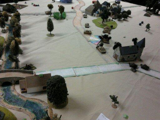 Rapport de combat : La 21ème panzer contre-attaque A06qqs