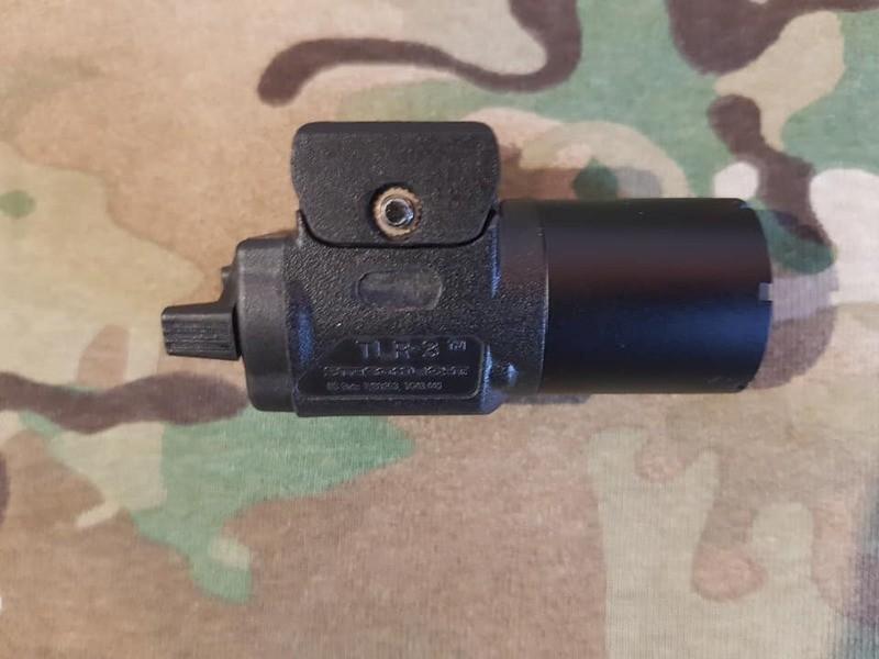 Fma Tb 622 Copie Streamlight Tlr-3, Lampe pour PA C1XKov