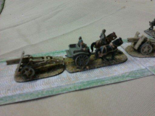 Rapport de combat : La 21ème panzer contre-attaque LWSH17