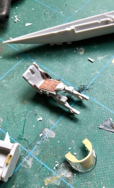 tiger - CF-5A TIGER HOBBIES 1/48 MEbtse