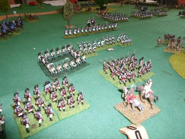 Rapport de la partie du 27 mai. Empire : campagne d'Autriche de 1809 OgeWxx