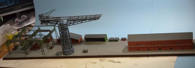 Grande grue 250 t port de Hambourg et Bismarck au 1/350 - Page 12 PkgVo6