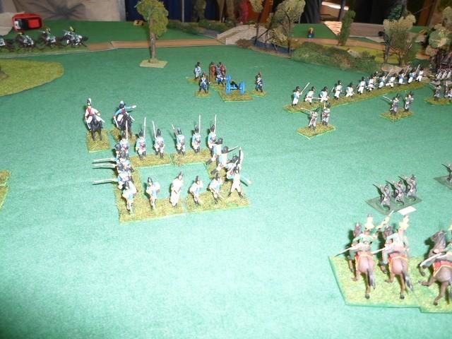 Rapport de la partie du 27 mai. Empire : campagne d'Autriche de 1809 VOHrZG