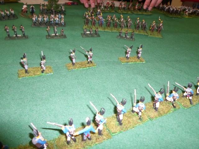 Rapport de la partie du 27 mai. Empire : campagne d'Autriche de 1809 XZAAjz